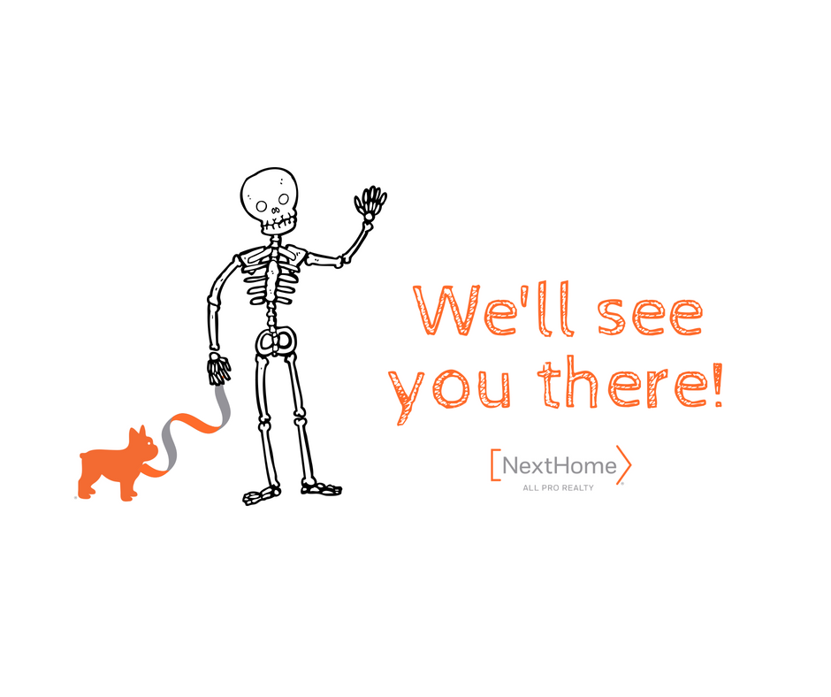 NextHome All Pro Realty Skeletons Are Alive